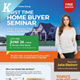 Home Buyer Seminar Flyer Templates - GraphicRiver Item for Sale