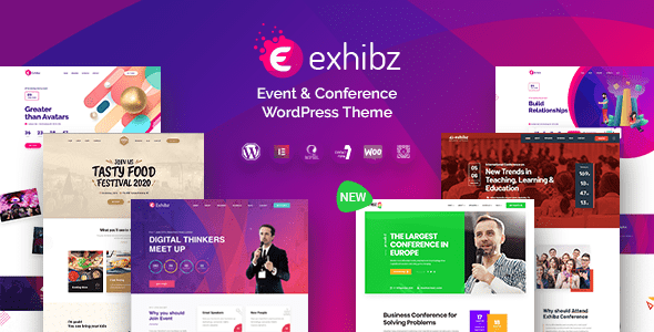 Exhibz | Event Conference WordPress Theme