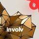 Involv - 3D Plexus Structure Transparent PNG Backgrounds - GraphicRiver Item for Sale