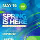 Colorful Event Flyer - GraphicRiver Item for Sale