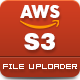 AWS Amazon S3 - File Uploader - CodeCanyon Item for Sale
