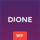 Dione – Conference & Event WordPress Theme - ThemeForest Item for Sale