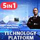 Digital Technology Platform - VideoHive Item for Sale