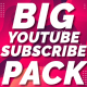 Big Youtube Subscribe Pack - VideoHive Item for Sale