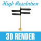 Blank Directional Road Signs - GraphicRiver Item for Sale