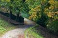 Gravel path in a public garden - PhotoDune Item for Sale
