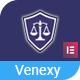 Venexy - Lawyer Elementor Kit - ThemeForest Item for Sale