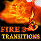 Fire Transitions Pack - VideoHive Item for Sale