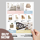 Product Promotion Sale Flyer - Furniture - GraphicRiver Item for Sale