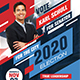 Political Flyer Election Template - GraphicRiver Item for Sale