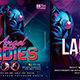 Night Club Flyers Bundle Template - GraphicRiver Item for Sale