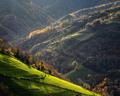 Idyllic Autumn Light Bathing the Valley - PhotoDune Item for Sale