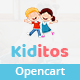 Kiditos - Baby and Kids Multi Store OpenCart Theme - ThemeForest Item for Sale