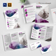 Brochure Pack Trifold + Bifold + Flyer & Business Card - GraphicRiver Item for Sale