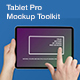 Tablet PRO Mockup Template - VideoHive Item for Sale