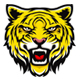 Tiger Head Vector - GraphicRiver Item for Sale