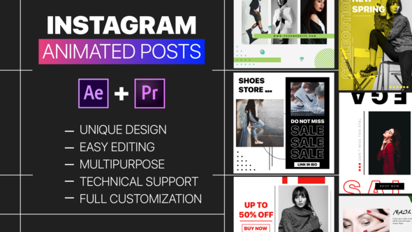 Videohive | Instagram Animated Posts Free Download #1 free download Videohive | Instagram Animated Posts Free Download #1 nulled Videohive | Instagram Animated Posts Free Download #1