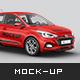 Hyundai i20 Car Mockup - GraphicRiver Item for Sale