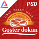 Goster Dokan - Meat Shop PSD Template - ThemeForest Item for Sale
