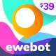 Ewebot - SEO Marketing & Digital Agency - ThemeForest Item for Sale
