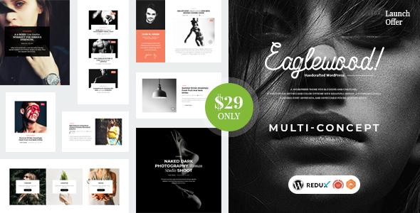 Eaglewood - Modern WordPress Blog Theme