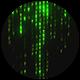 Matrix Code Logo - VideoHive Item for Sale