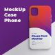 8 Mockups Phone Case for Phone - GraphicRiver Item for Sale