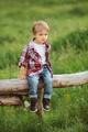 Happy kid outdoor - PhotoDune Item for Sale