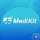 MediKit - Medical Template Kit - ThemeForest Item for Sale