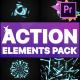Action Elements   Premiere Pro MOGRT - VideoHive Item for Sale