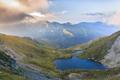 Capra lake. Fagaras Mountains, Romania - PhotoDune Item for Sale
