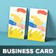 Business Card MockUp v1 - GraphicRiver Item for Sale