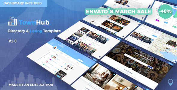 Themeforest | Townhub - Directory Listing Template Free Download #1 free download Themeforest | Townhub - Directory Listing Template Free Download #1 nulled Themeforest | Townhub - Directory Listing Template Free Download #1