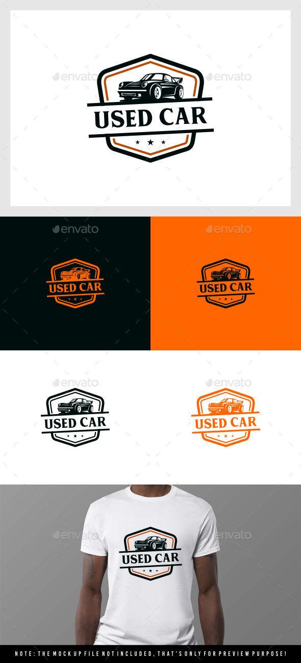 Used Car logo