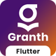 Granth - Flutter Ebook App + Admin panel - CodeCanyon Item for Sale