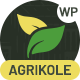 Agrikole | Responsive WordPress Theme for Agriculture & Farming - ThemeForest Item for Sale