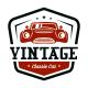 Vintage Car - GraphicRiver Item for Sale