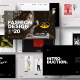 FASHION DESIGN 2020 - Business Powerpoint Template - GraphicRiver Item for Sale