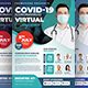 Virtual Conference Flyer - GraphicRiver Item for Sale