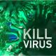 Kill Virus Logo Reveal - VideoHive Item for Sale