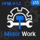 Motor Expert    Auto Mechanic & Car Repair HTML Template - ThemeForest Item for Sale