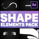 Shapes Collection   After Effects - VideoHive Item for Sale