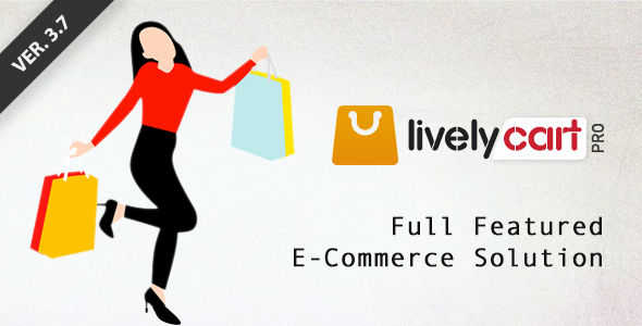 LivelyCart PRO - Laravel E-Commerce Platform | Shopping Cart