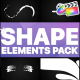 Shapes Collection   FCPX - VideoHive Item for Sale