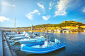 Castiglione della Pescaia village, marina and lighthouses. Maremma Tuscany, Italy - PhotoDune Item for Sale