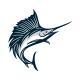 Sail Fish Logo - GraphicRiver Item for Sale