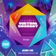 Virtual Concert Flyer - GraphicRiver Item for Sale