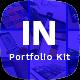 Indev - Portfolio Elementor Template Kit For Developer - ThemeForest Item for Sale