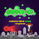 Coronavirus (COVID-19) - HTML5 Game (Construct 2 + Construct 3) - CodeCanyon Item for Sale