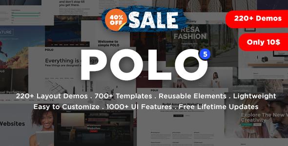 Themeforest   Polo - Responsive Multi-Purpose HTML5 Template Free Download free download Themeforest   Polo - Responsive Multi-Purpose HTML5 Template Free Download nulled Themeforest   Polo - Responsive Multi-Purpose HTML5 Template Free Download